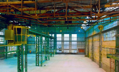 """Eventlocation """"Alte Federnfabrik"""" eröffnet"""