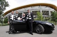 BMW bleibt Partner von Eintracht Frankfurt
