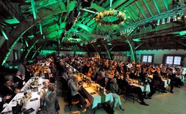 Jubiläums-Festakt der Wernesgrüner Brauerei