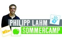 Nintendo beim Philipp Lahm Sommercamp