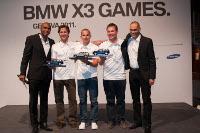 Metzler : Vater inszeniert Multi-Sport-Event