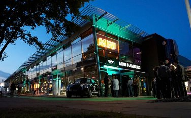 Brands Alive eröffnet Mini Showroom
