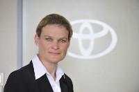 Sandra Tibor verstärkt Toyota Presseteam