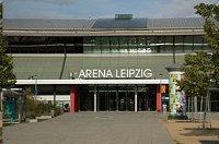 Backstage Club in der Arena Leipzig eröffnet