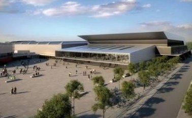 Umbau der Weser-Ems-Halle in Oldenburg