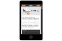 Yimbel launcht Appsite2Go