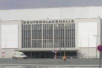Abriss der Deutschlandhalle beginnt