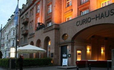 100 Jahre Curio-Haus in Hamburg