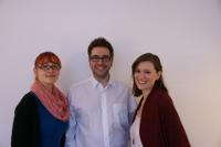 Drei neue Mitarbeiter bei Markenreise