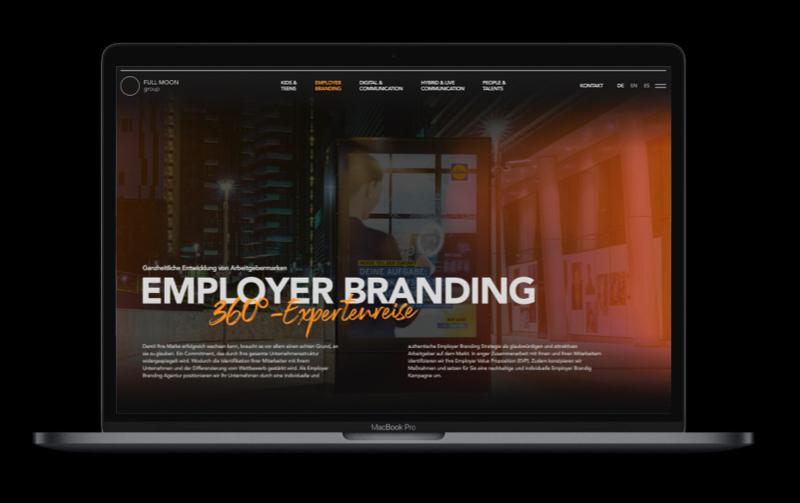 Full Moon Group baut Bereich Employer Branding aus