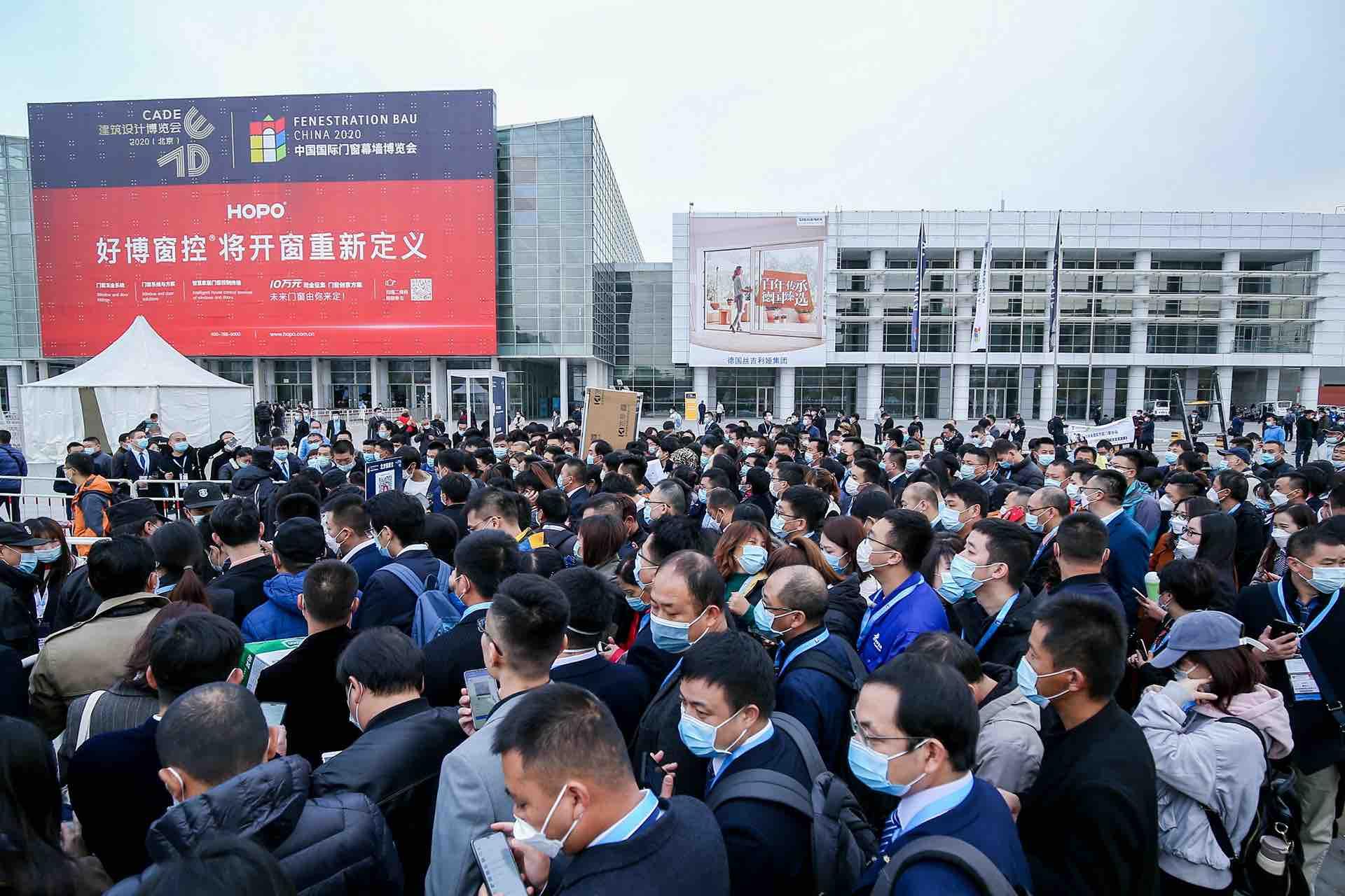 BAU China meldet 636 Aussteller und 48.000 Besucher