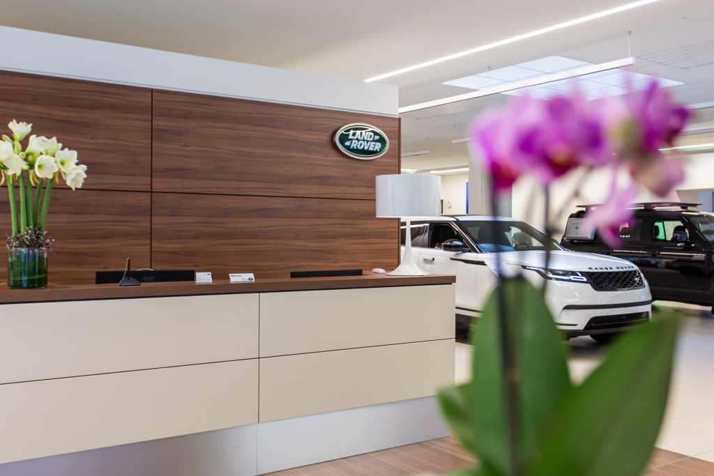 Jaguar Land Rover zeigt neues Metropolkonzept in Berlin