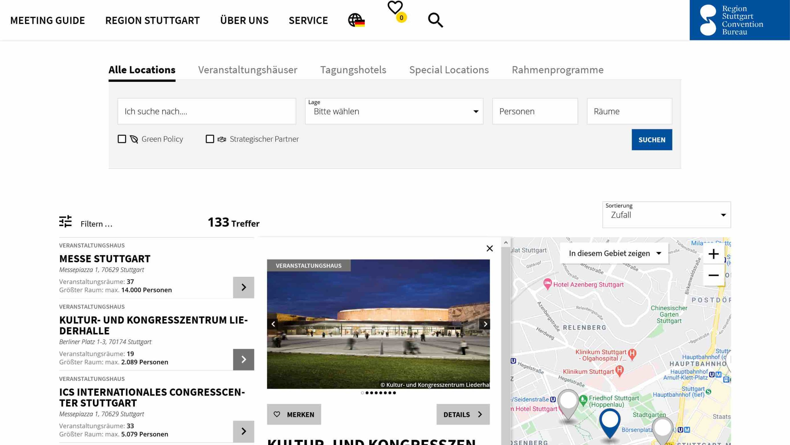 Stuttgart veröffentlicht Online Meeting Guide