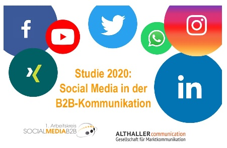 B2B-Social-Media-Studie 2020 vorgestellt