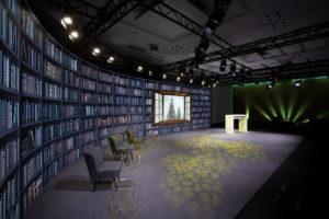 Messe Frankfurt eröffnet Streamingstudio im Saal Europa