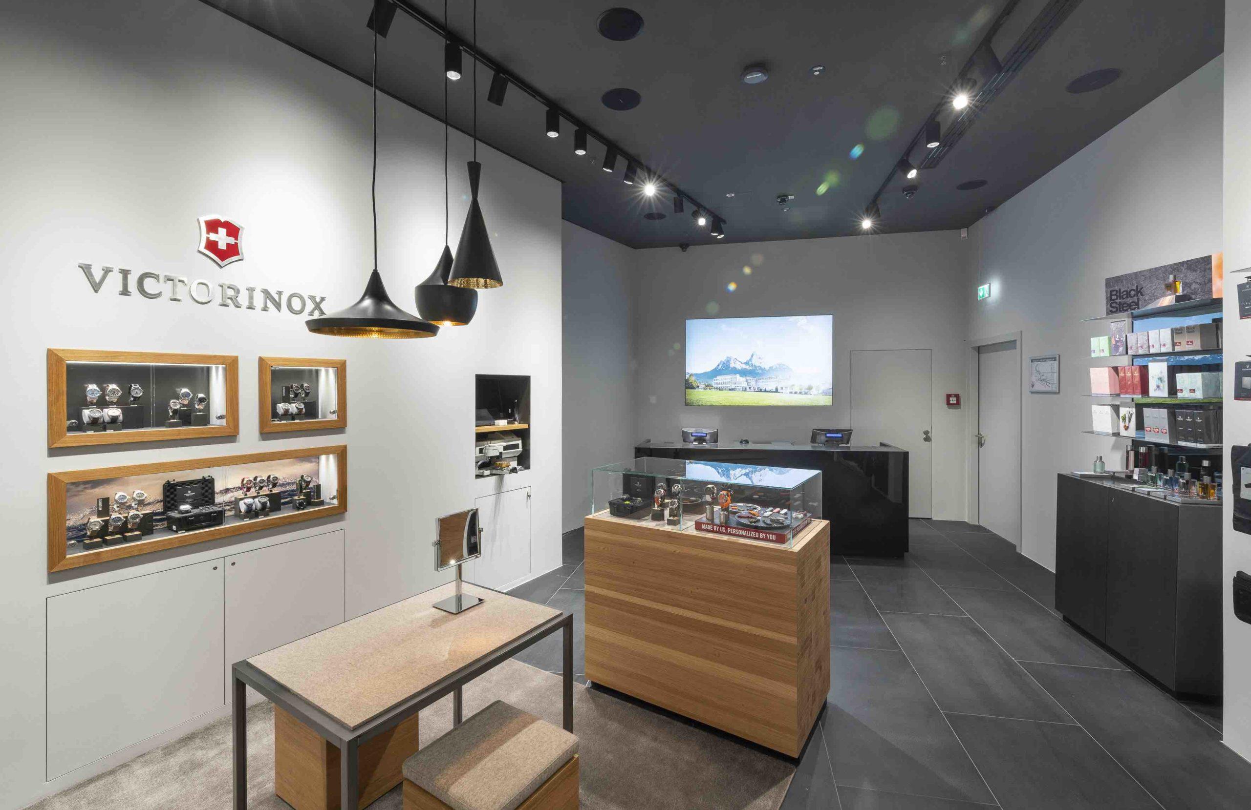 Victorinox eröffnet neuen Brand Store in Berlin