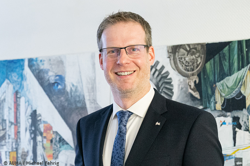 Jörn Holtmeier (Foto: AUMA)
