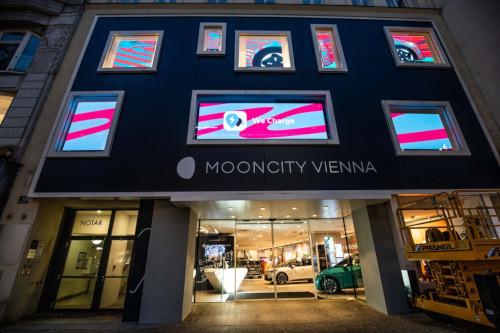 Mooncity Vienna Pop-up Store noch bis Jahresende geöffnet
