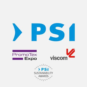 PSI, PromoTex Expo und viscom in den Mai 2021 verschoben