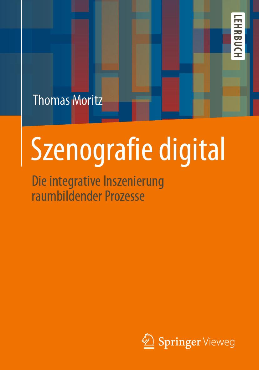 """Fachbuch """"Szenografie digital"""" erschienen"""