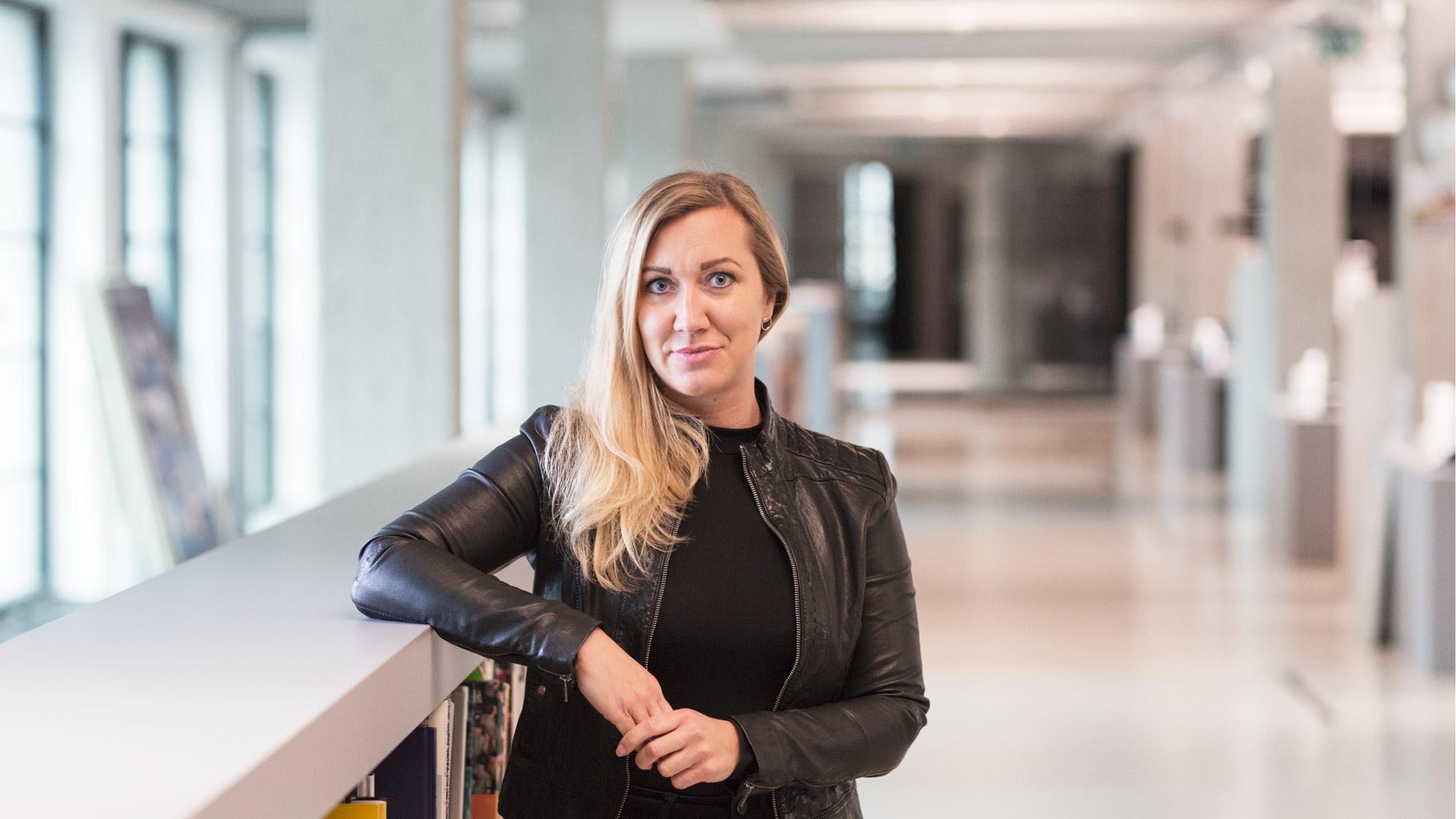 Nadine Nadler wird Brand Strategy Director bei KMS Team