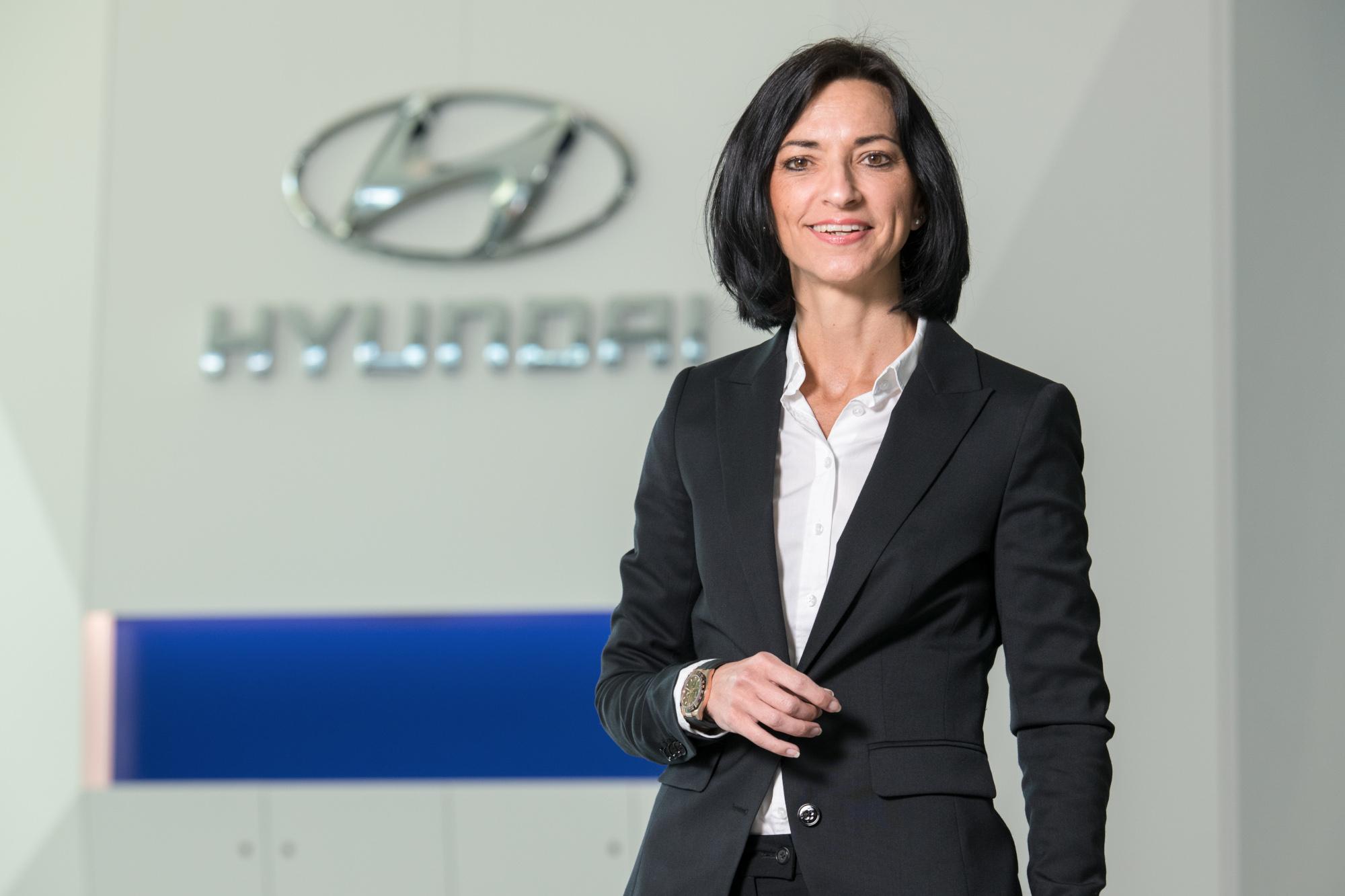 Christina Herzog von Hyundai