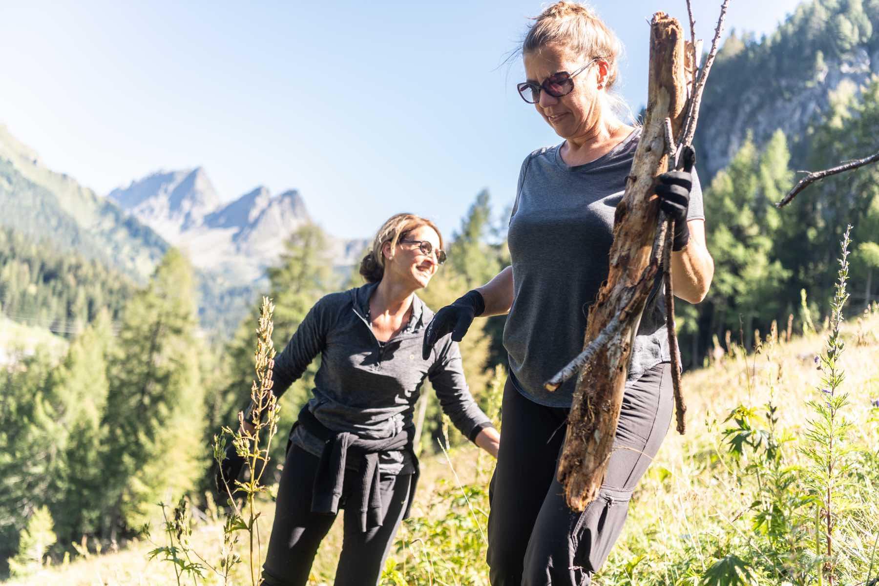 Corporate Volunteering in der Schweiz