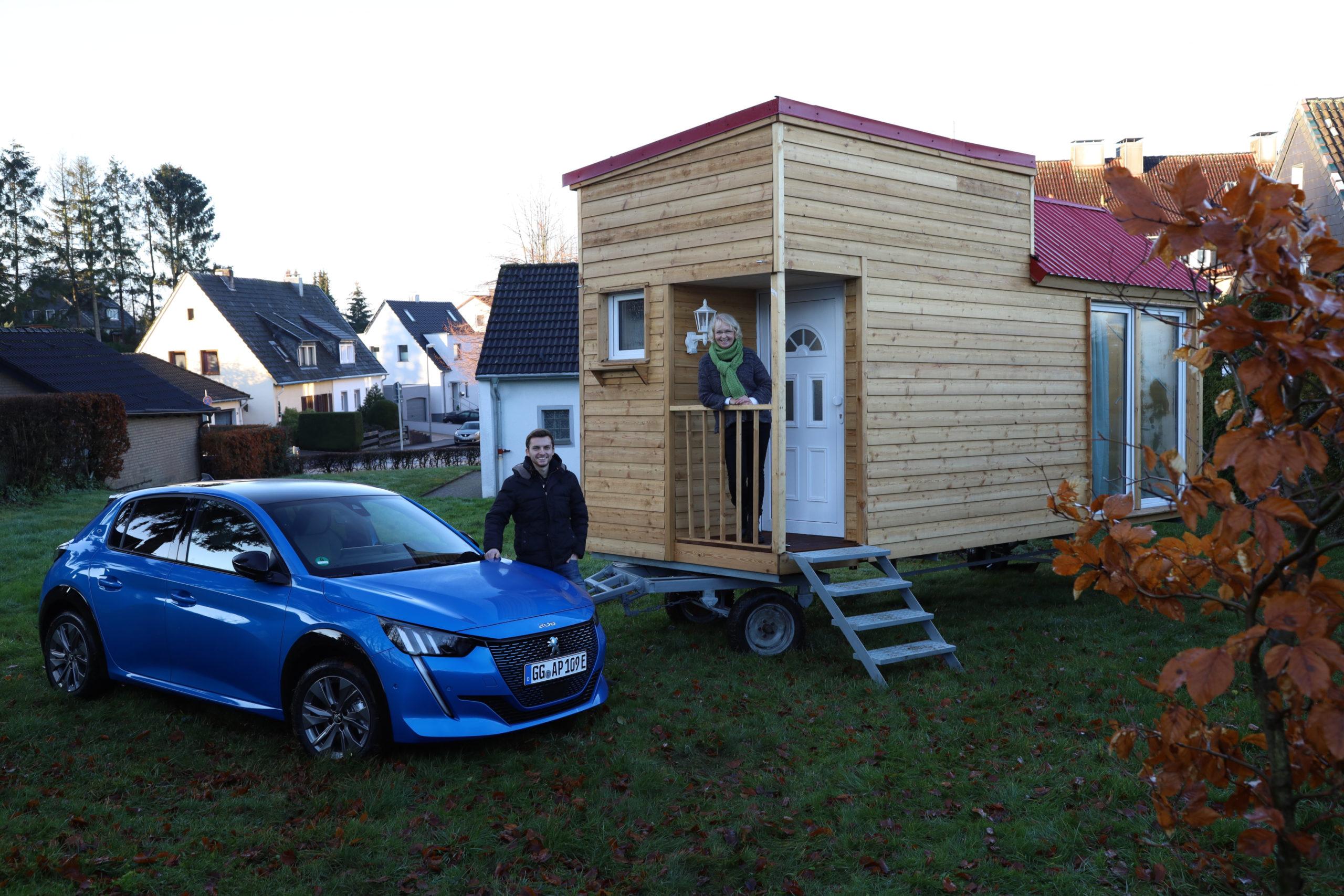 Peugeot Tiny House (Foto: Peugeot Kommunikation)
