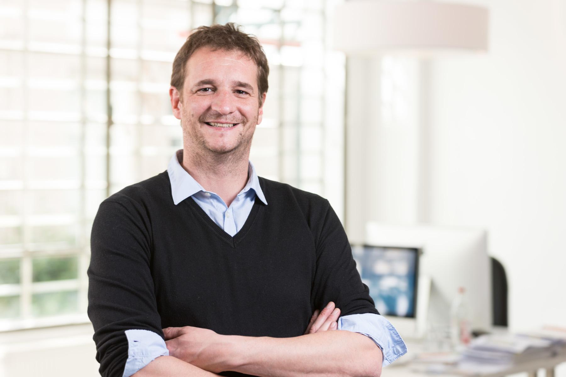Sven Köppel (Foto: wirDesign communication AG)