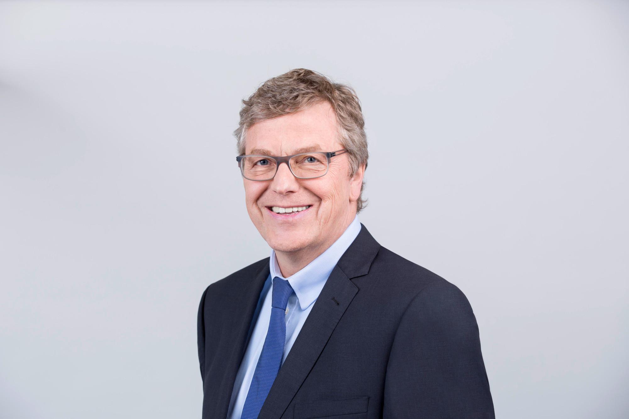 Erhard Wienkamp (Foto: Messe Düsseldorf/Constanze Tillmann)