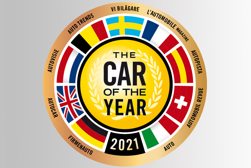 Logo (Foto: Car of the Year)
