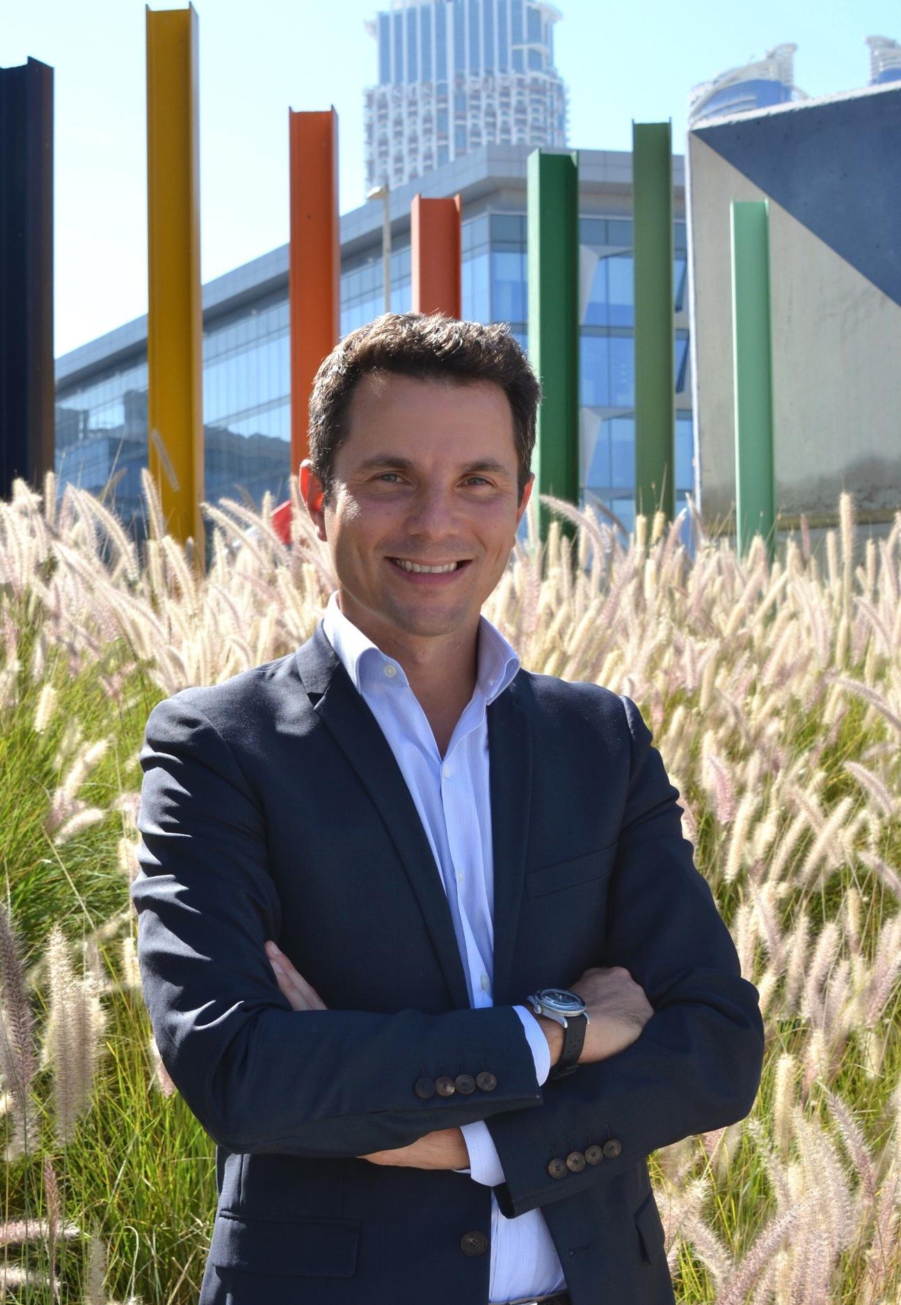 Benoit Honnart (Foto: E3 Gruppe)