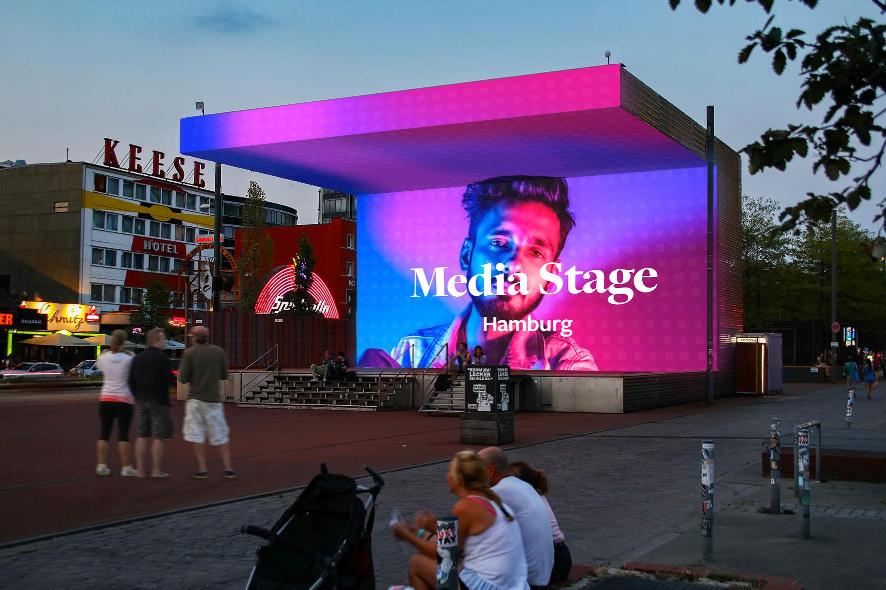 Media Stage (Foto: BlowUp Media GmbH)