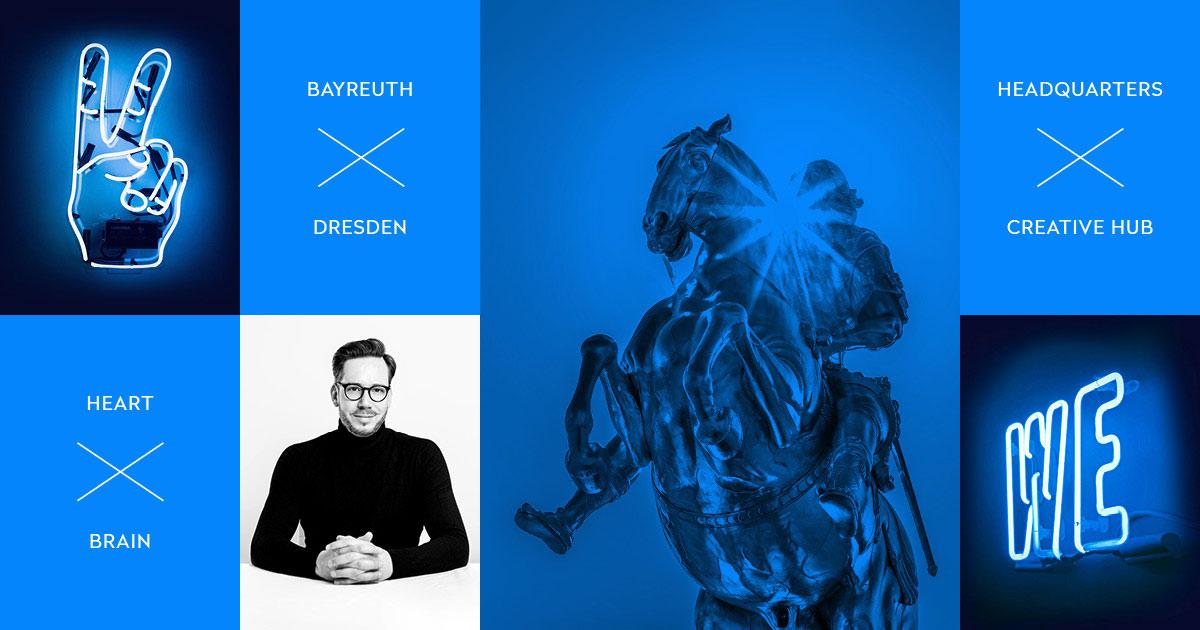 Visual zum neuen Standort in Dresden (Foto: Opus Marketing)