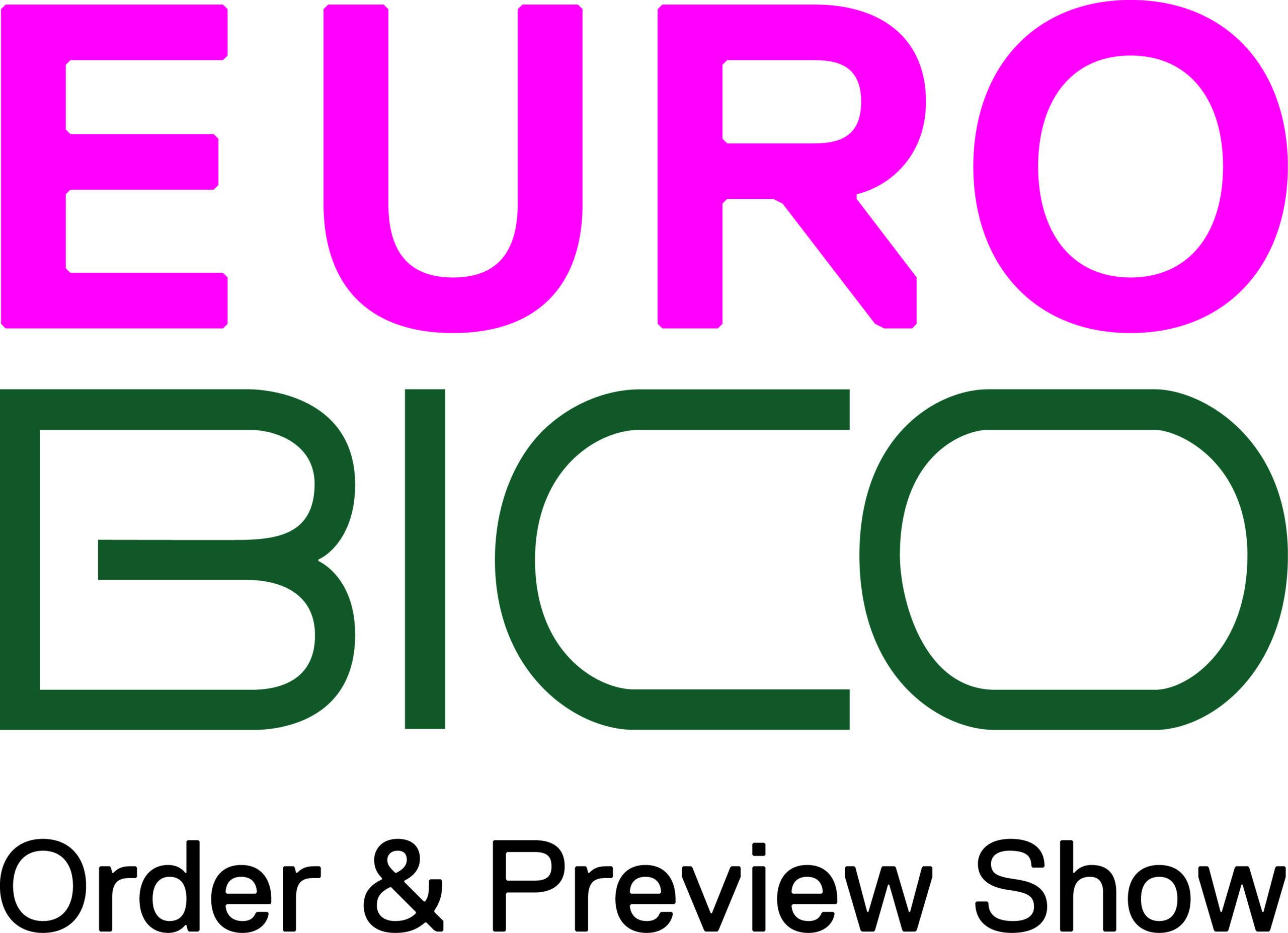 Eurobico-Logo (Fotos: Messe Friedrichshafen)