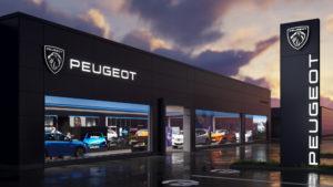 Neues Retail-Design (Foto: Peugeot)