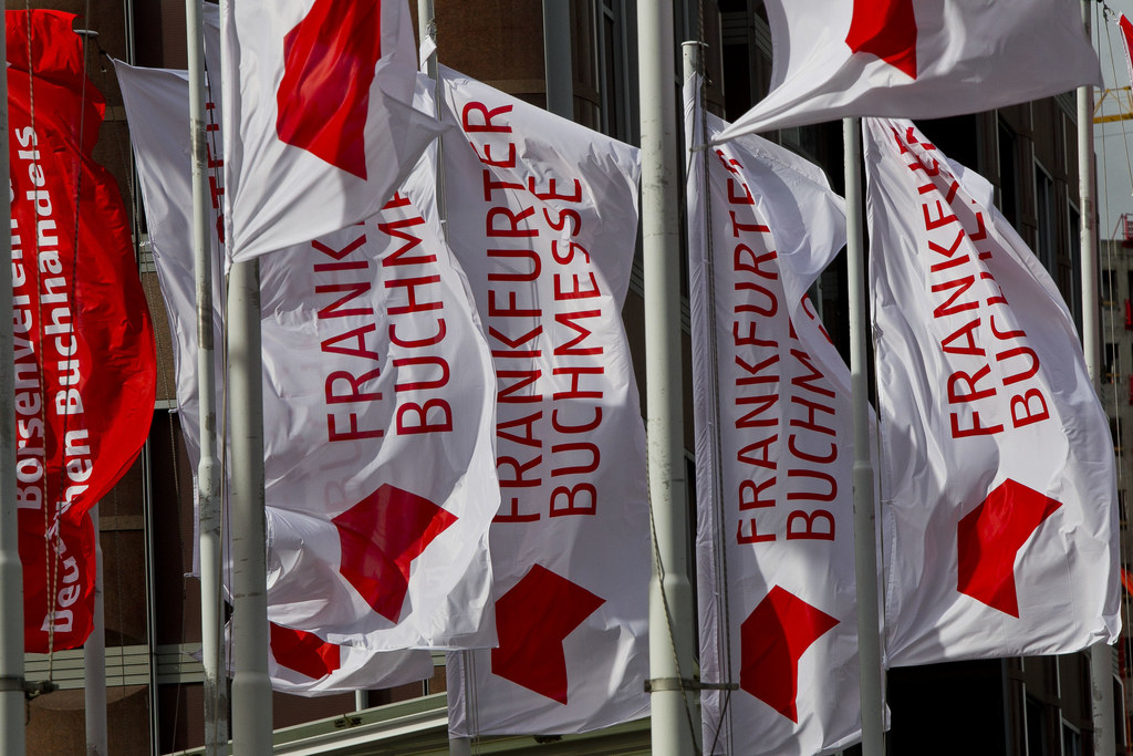 Frankfurter Buchmesse (Foto: Fernando Baptista/Frankfurter Buchmesse)