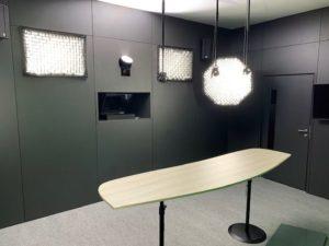 Greenscreen-Studio (Fotos: Raumtechnik)