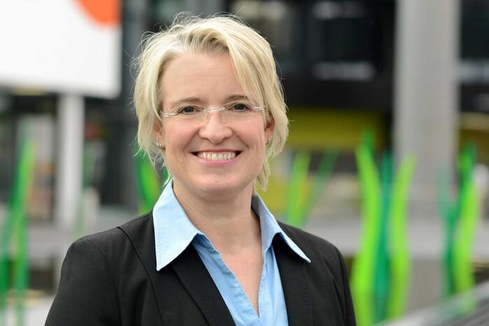 Heike Slotta (Fotos: NürnbergMesse)