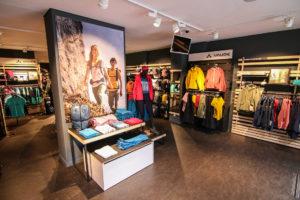 Neuer Store in Berlin (Fotos: Vaude)