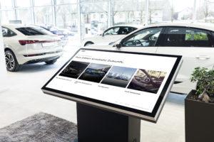 Neuer Audi-Flagshipstore in München (Fotos: Audi AG)