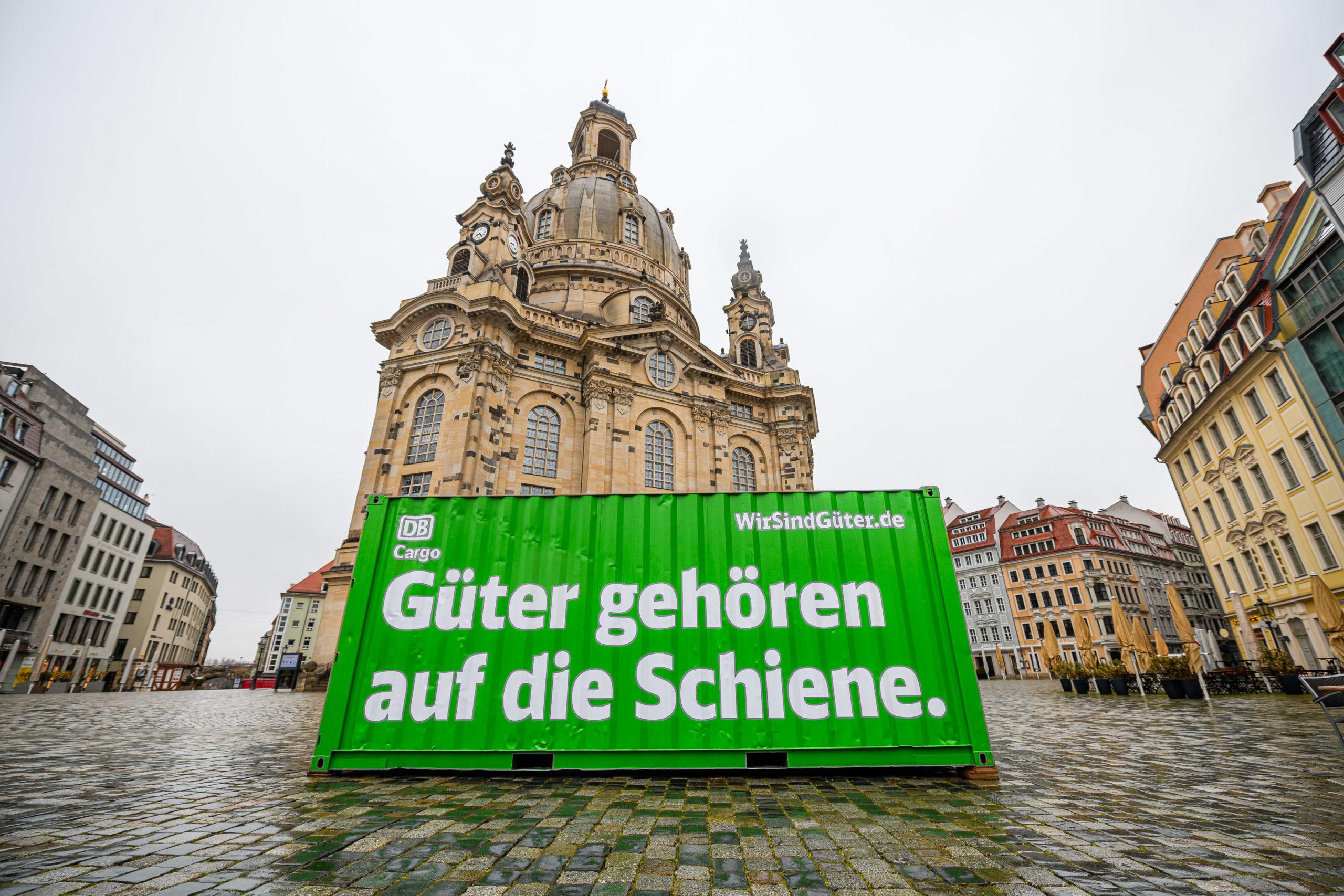 Container in Dresden (Fotos: Ogilvy GmbH)