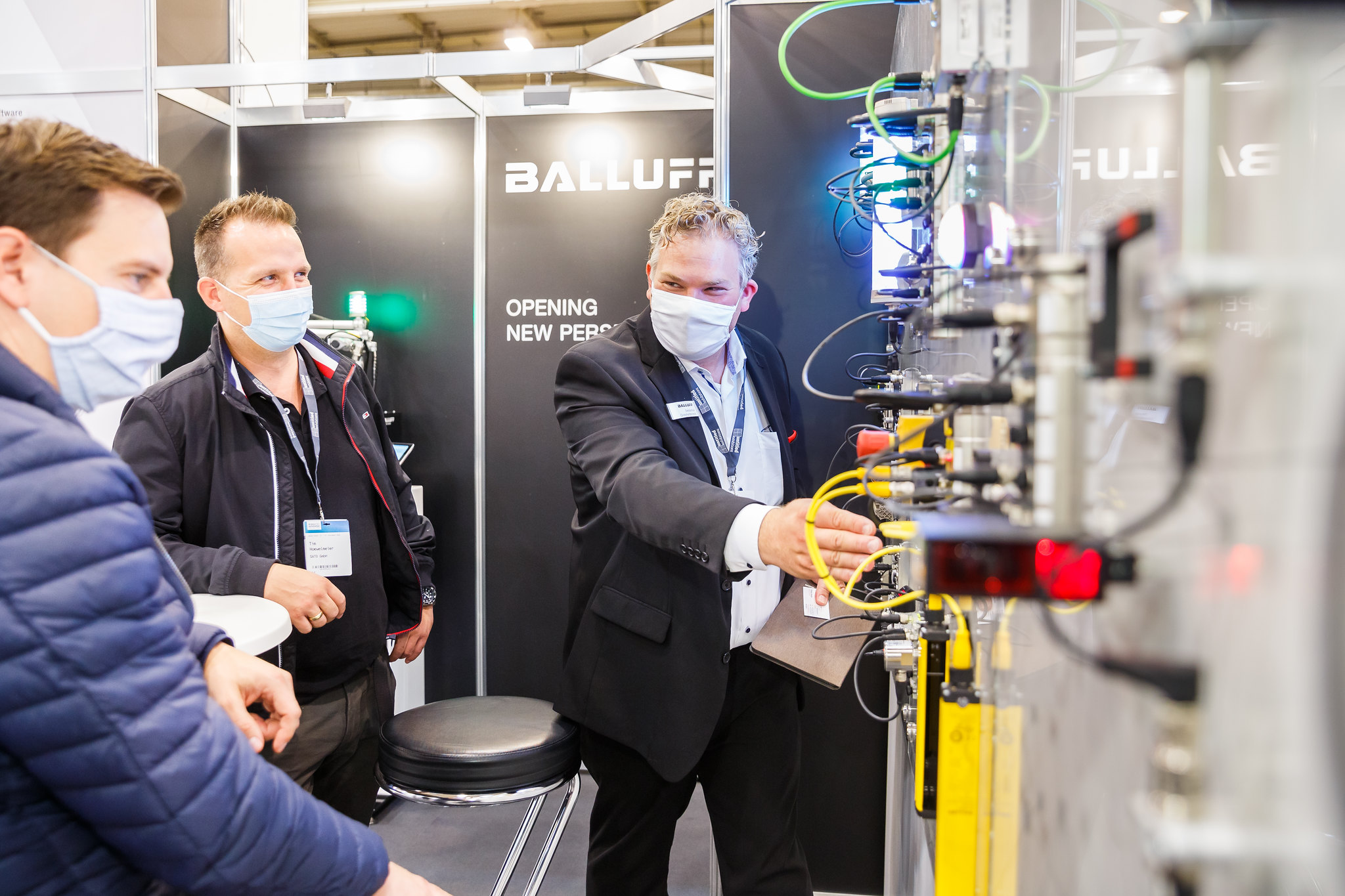 all about automation 2020 Essen (Foto: Easyfairs GmbH)