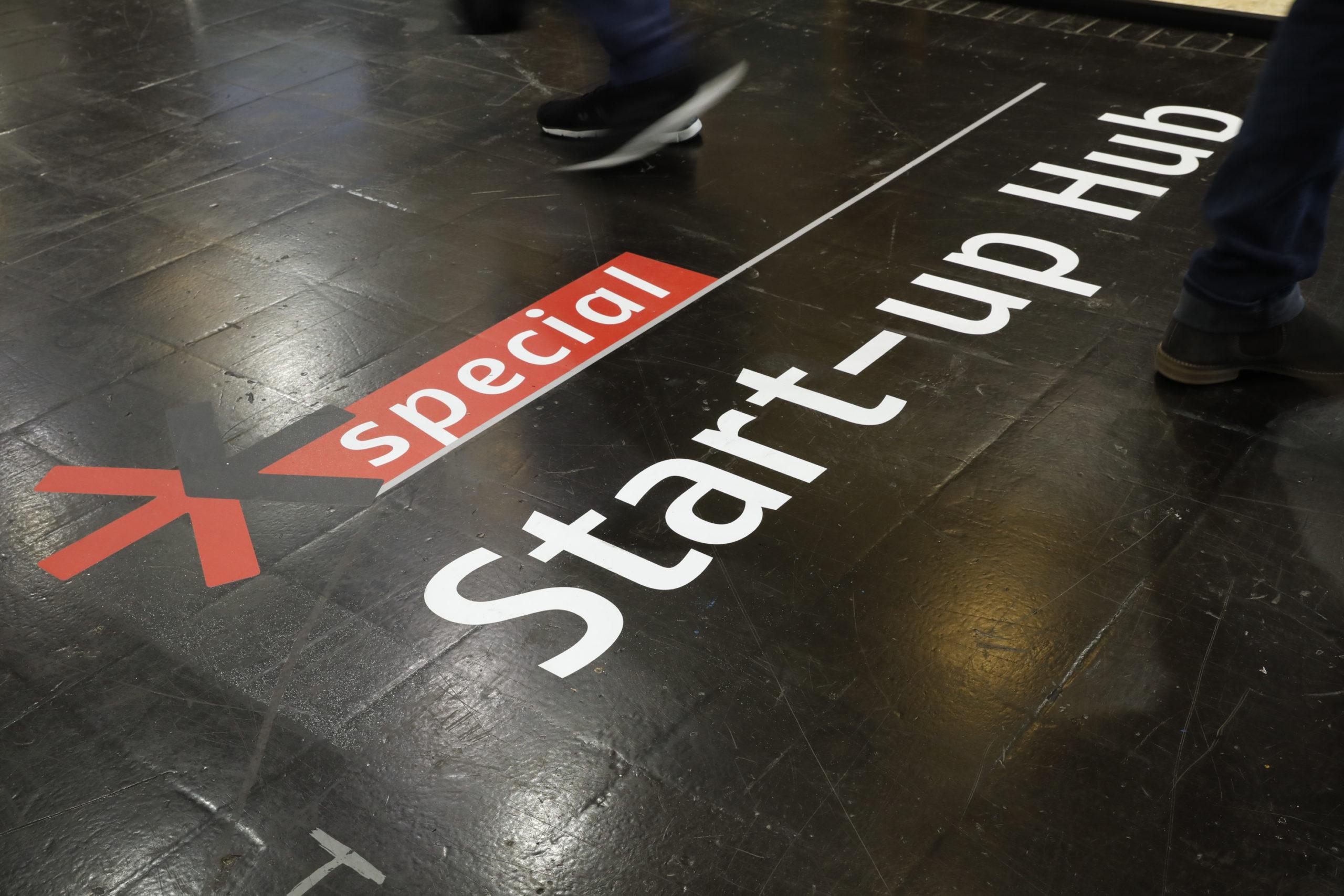 Start-up Hub (Foto: Messe Düsseldorf/ctillmann)