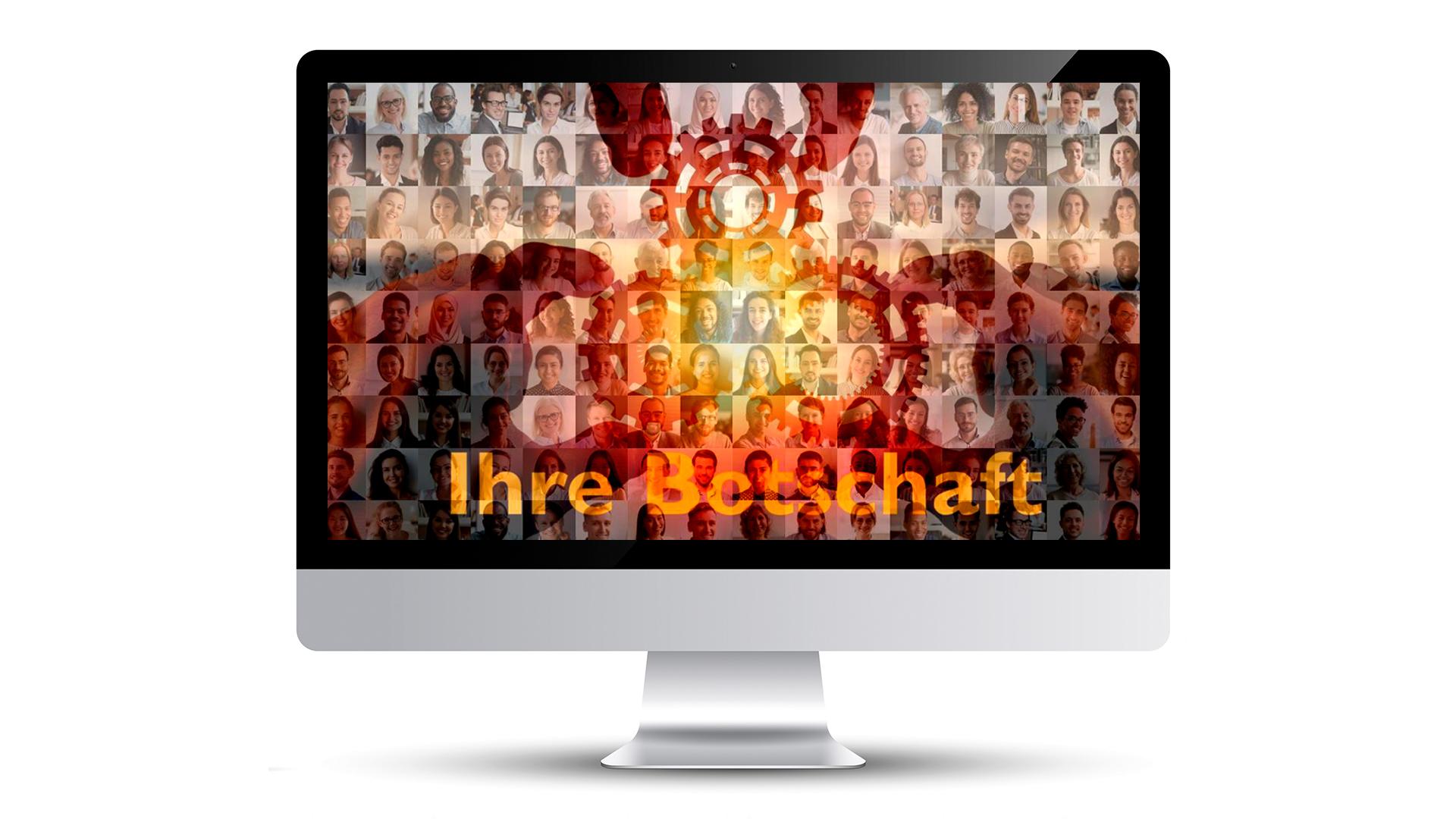 Online-Fotomosaik von click it