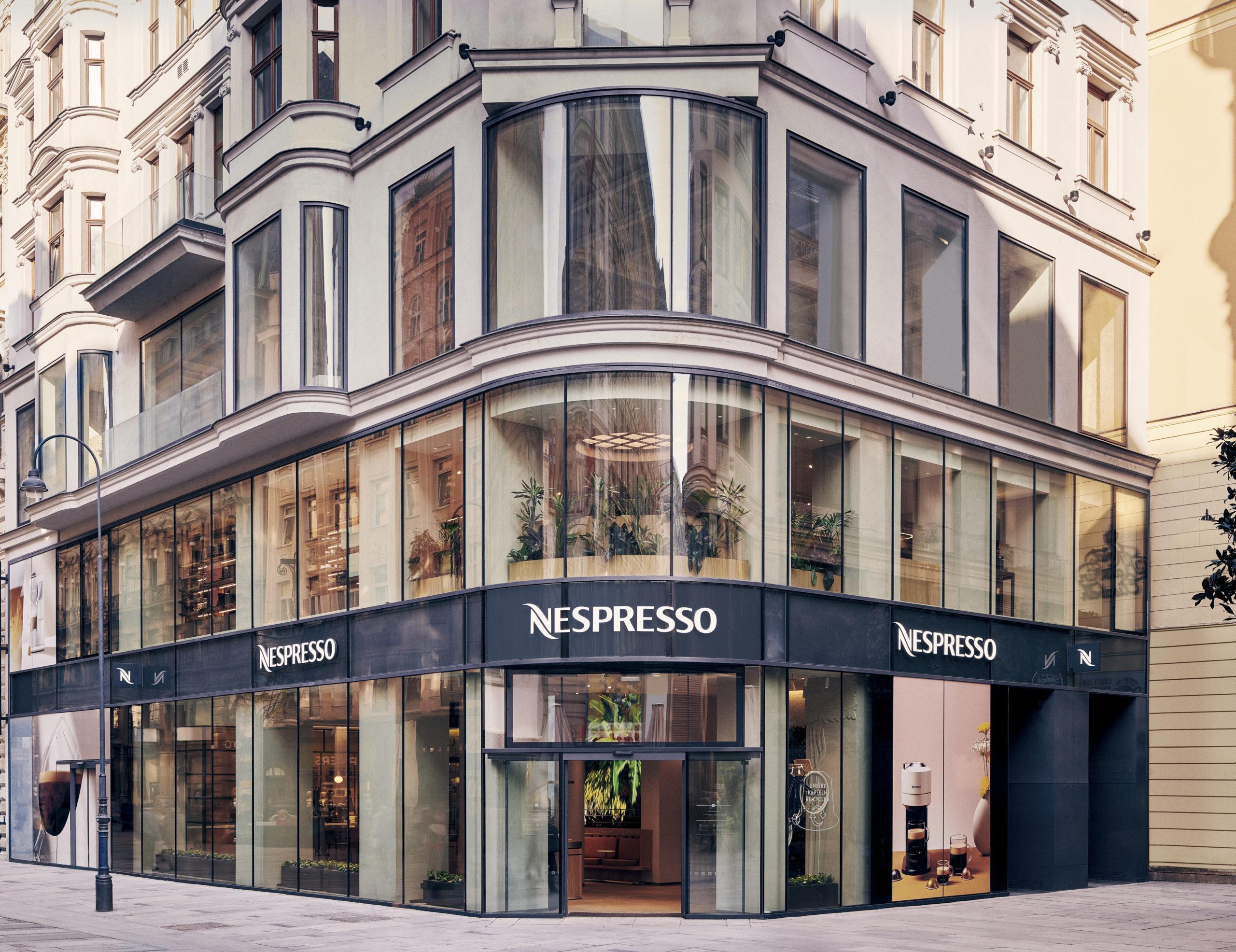 Nespresso Atelier Wien (Foto: Jamie M. Smith/Nespresso Österreich)
