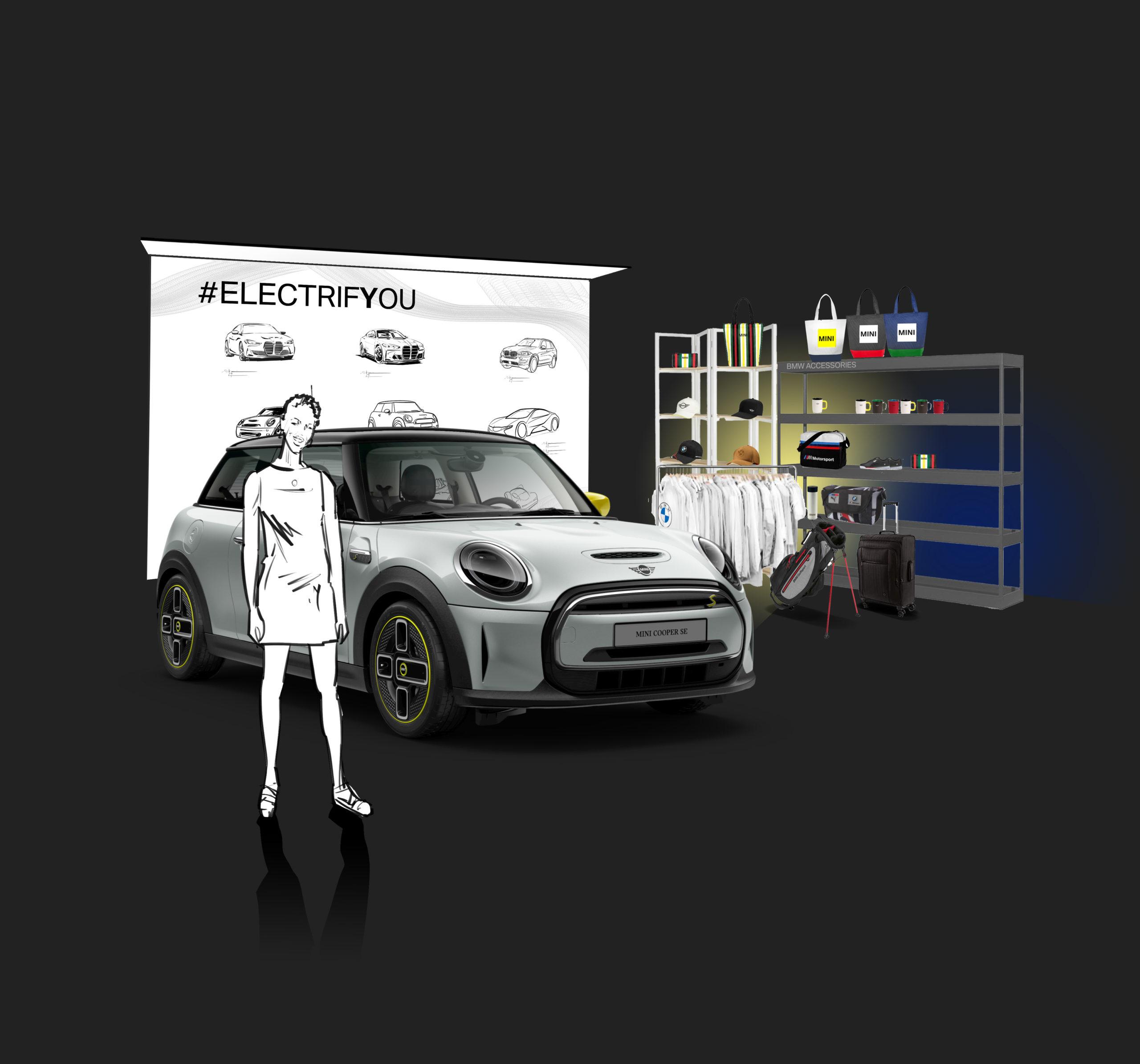 E-Boutique (Fotos: BMW AG)