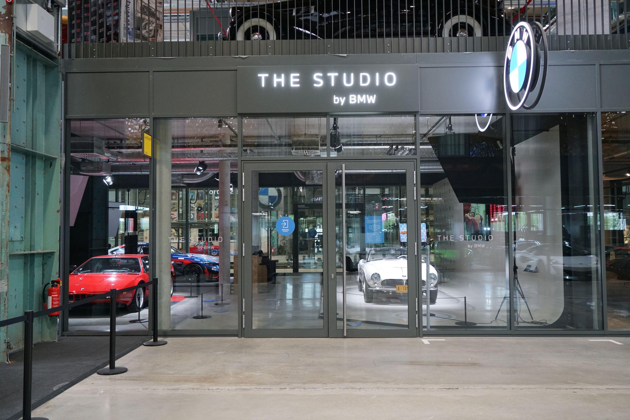 The Studio by BMW (Fotos: BMW)