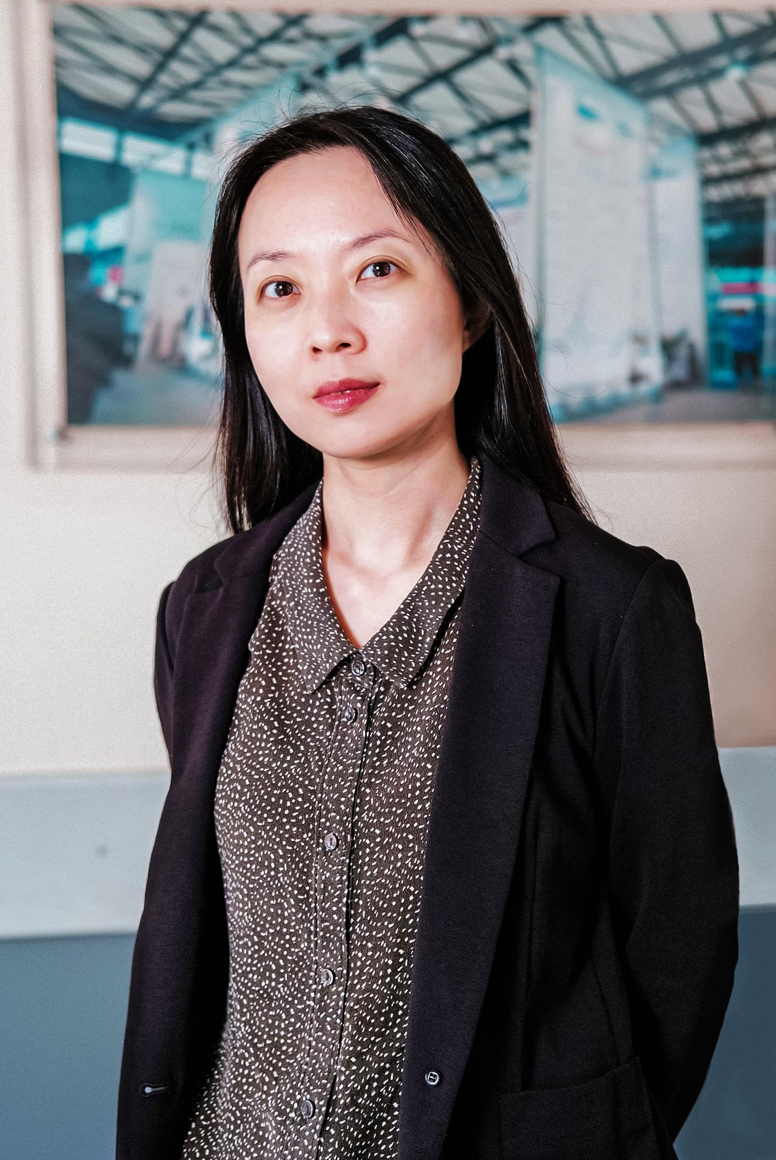 Patty Zhang (Foto: mac)