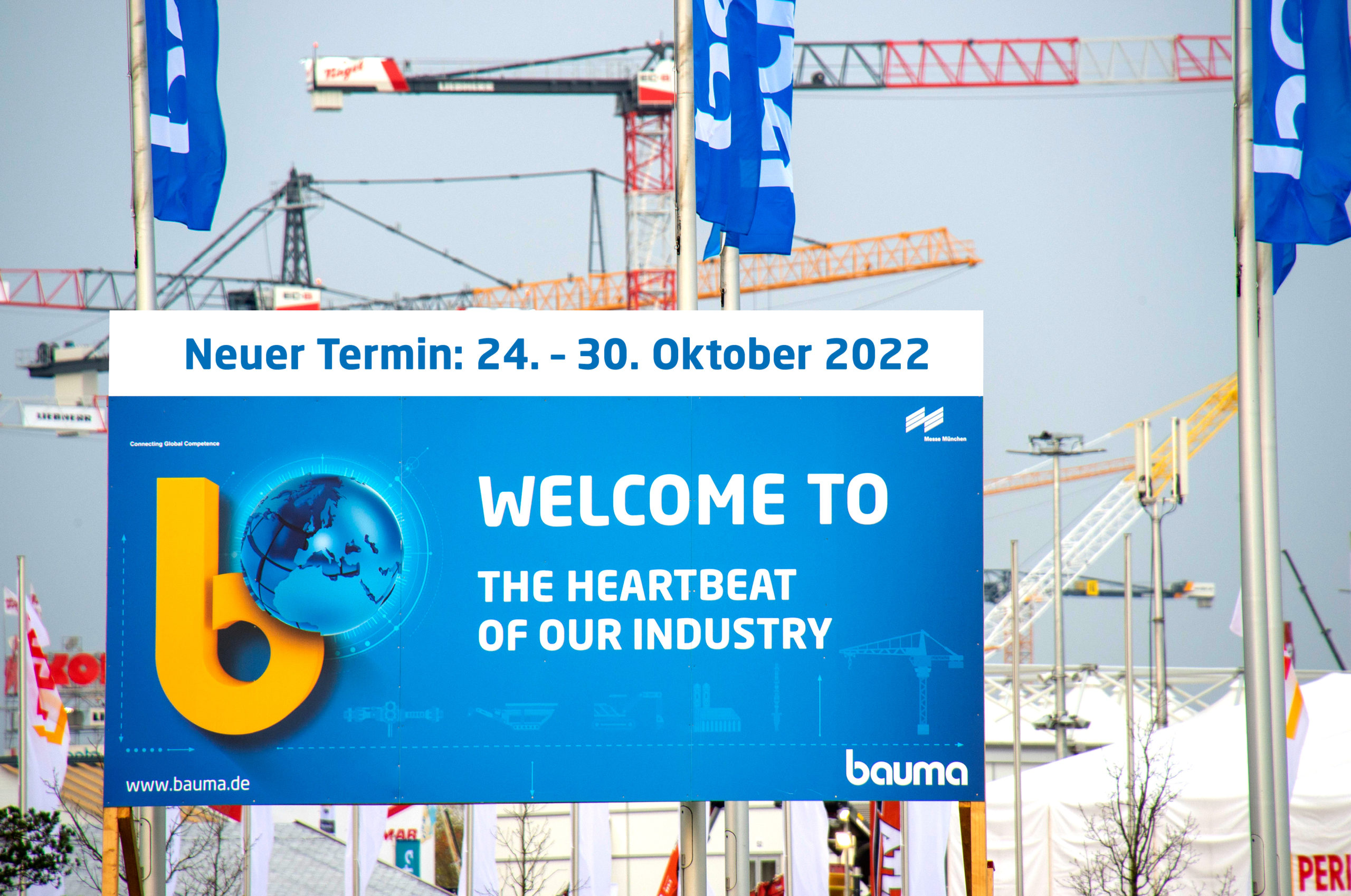 bauma 2022 (Fotos: Messe München)